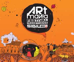 ARTmania Festival 2018, Sibiu