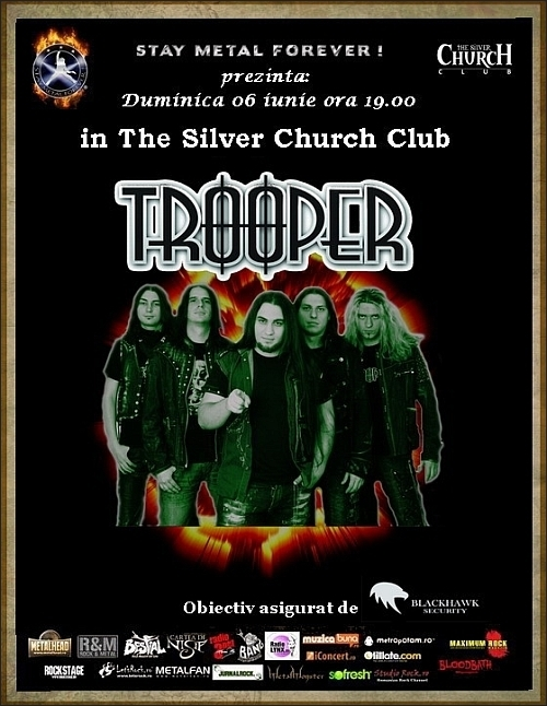 Concert Trooper in The Silver Church Club