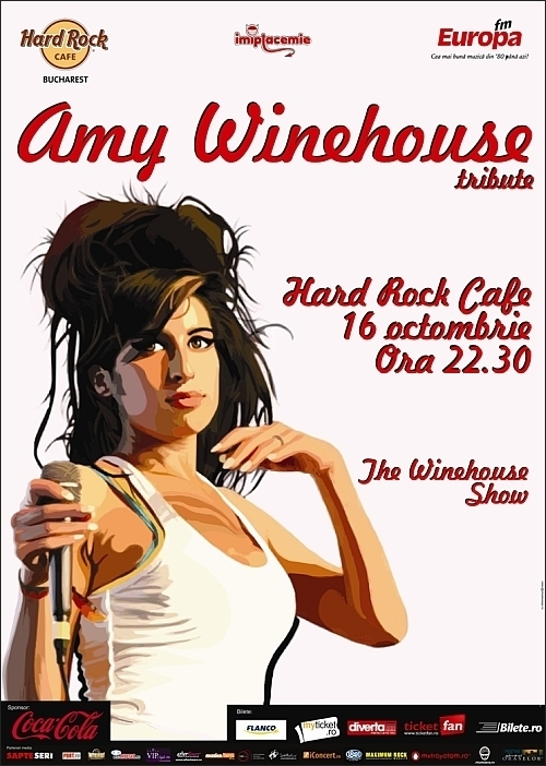 Concert The Winehouse Show in Hard Rock Cafe