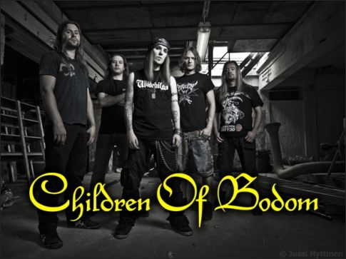Children Of Bodom - Un show complet!