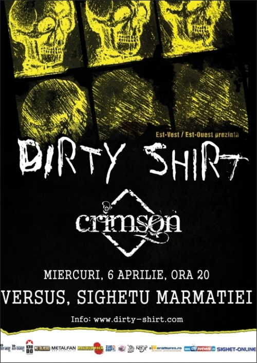Concert Dirty Shirt in Versus, Sighetul Marmatiei