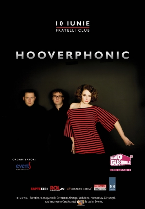 Concert Hooverphonic in Fratelli Club