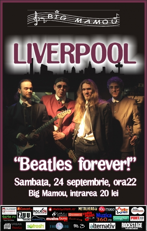 Concert Liverpool in Big Mamou