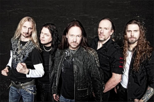 Concert Hammerfall, Vicious Rumors si Death Destruction in Hard Rock Cafe