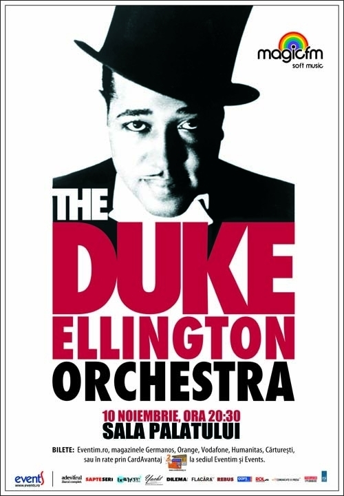 Duke Ellington Orchestra revine in Romania