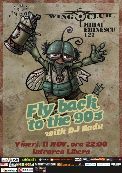 Fly Back to the 90's in Wings Club
