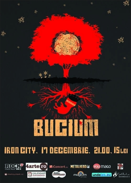 Concert Bucium in Iron City