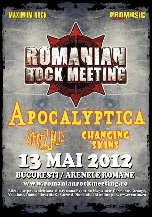 O noua trupa confirmata la Romanian Rock Meeting