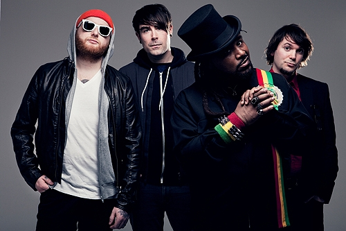 Skindred confirmat la B'estfest Summer Camp 2012