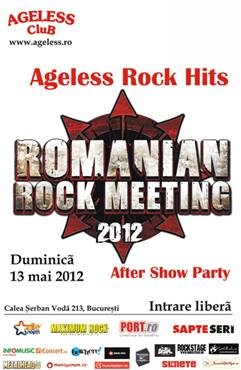 After party Romanian Rock Meeting in Ageless Club