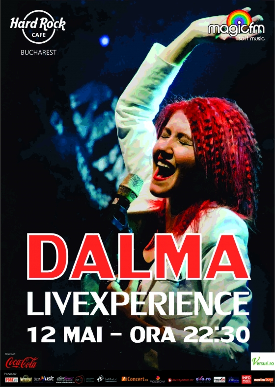 Dalma Livexperience in Hard Rock Cafe