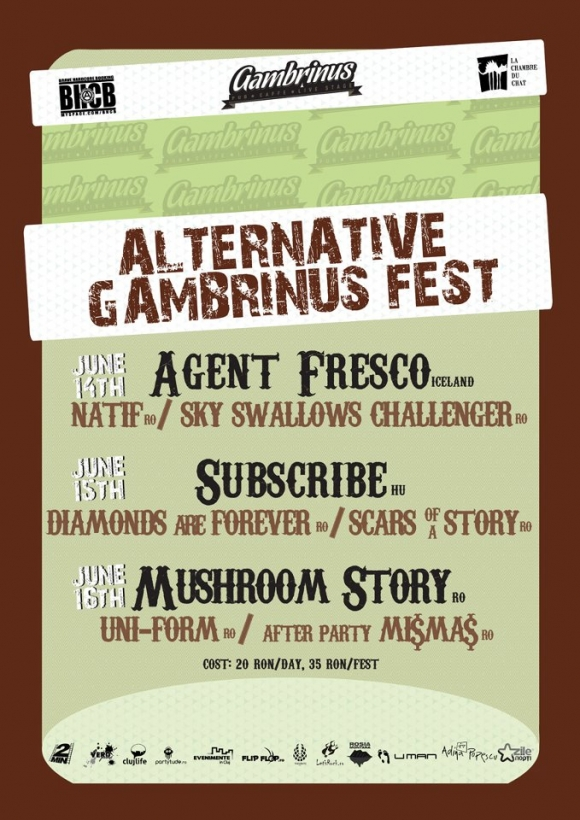 Alternative Gambrinus Fest