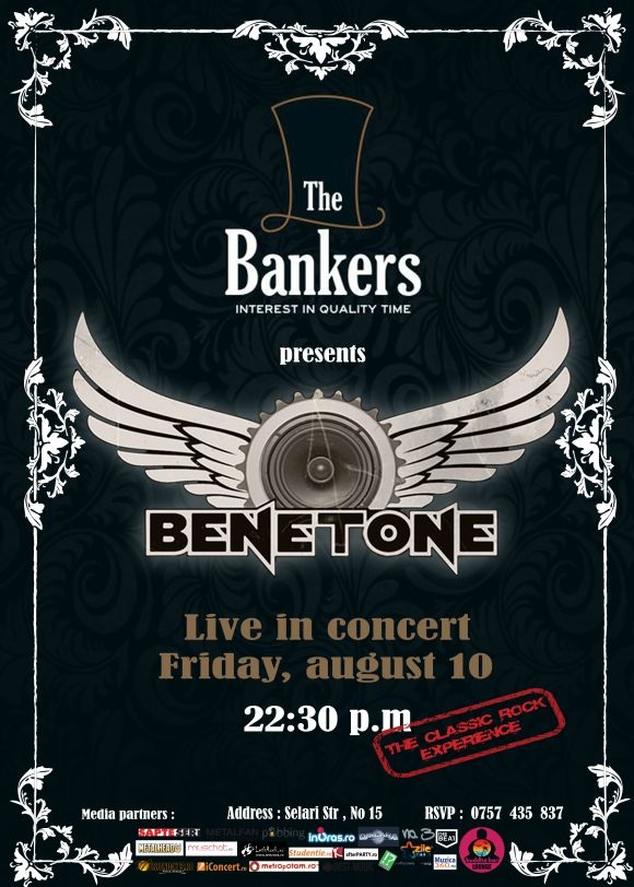 Concert Benetone Band in The Bankers