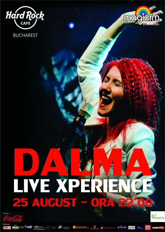Concert Dalma Livexperience in Hard Rock Cafe