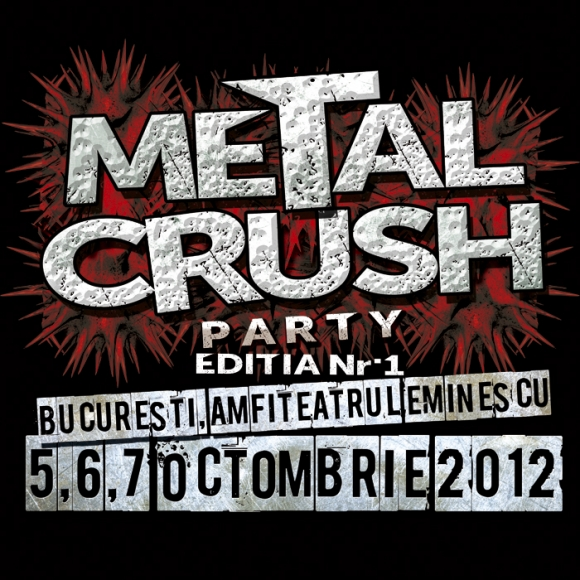 Metal Crush Party - trei zile de metal in aer liber