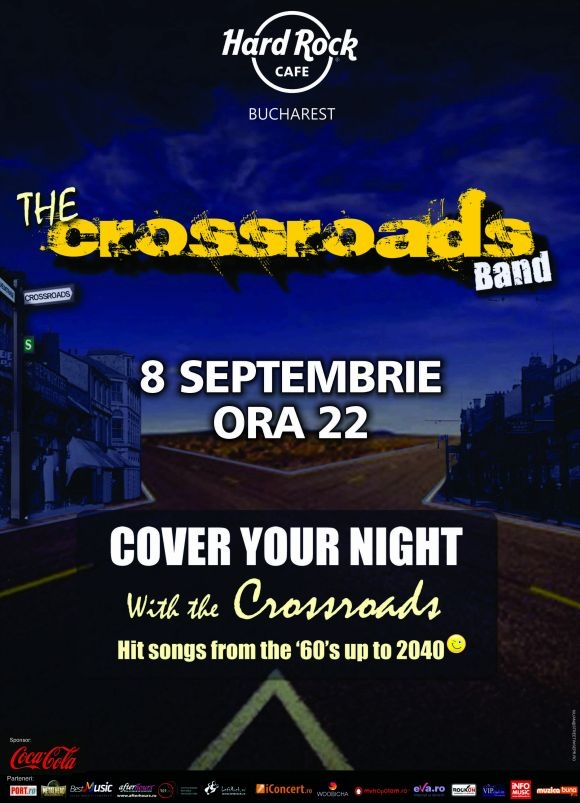 Concert The Crossroads in Hard Rock Cafe