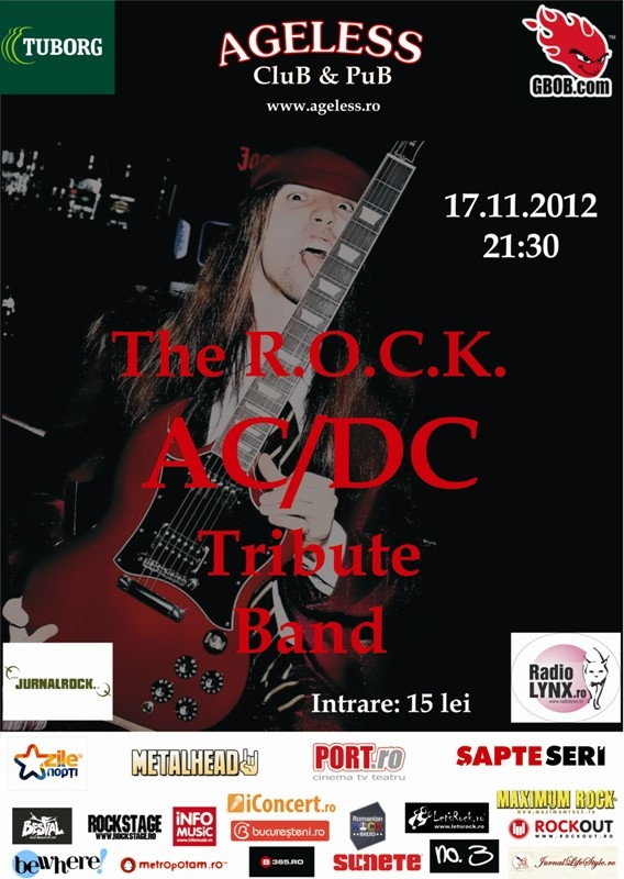 The R.O.C.K - Romanian AC/DC Tribute Band