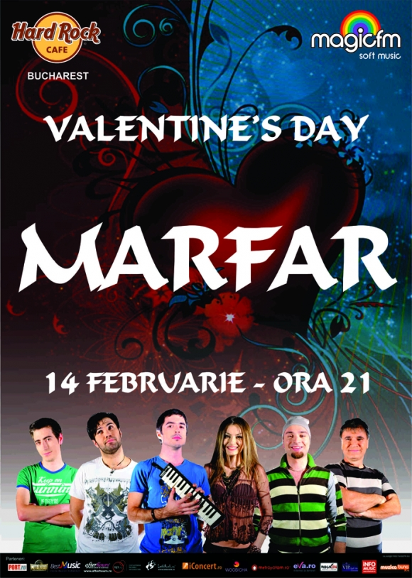 Concert Marfar in Hard Rock Cafe