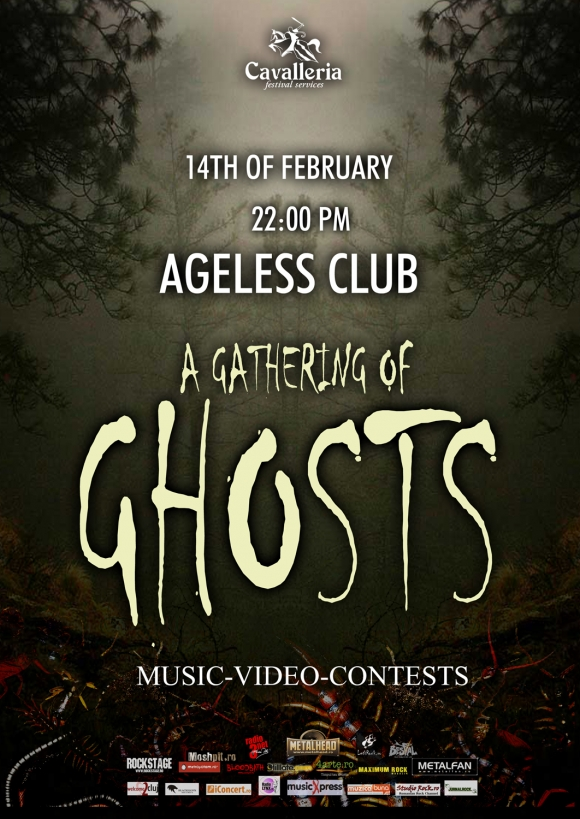 Party - A Gathering of Ghosts in Ageless Club