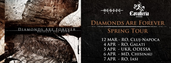 Diamonds are Forever, Breathelast, Friday keeps a Secret - Spring tour 2013