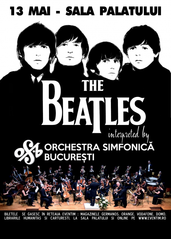 The Beatles interpreted by Orchestra Simfonica Bucuresti