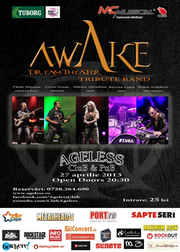 Concert Awake in Ageless Club