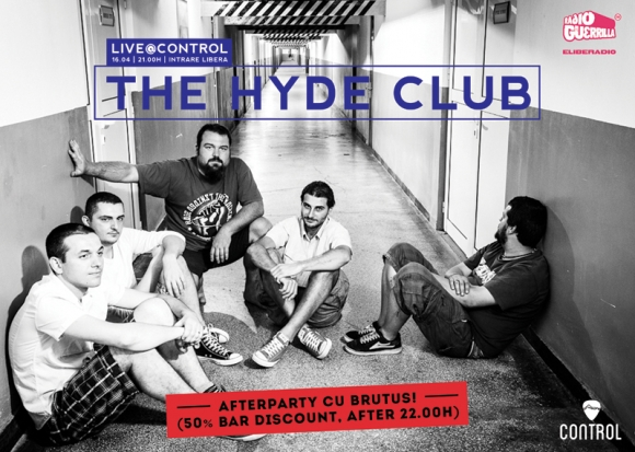 Concert The Hyde Club in Control Club