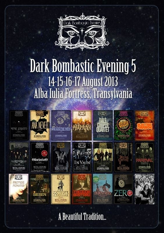 Metal Evening la Dark Bombastic Evening 5