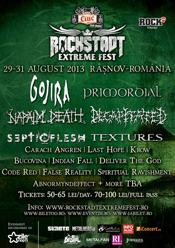 Serie de Warm Up Party-uri Rockstadt Extreme Fest in Private Hell