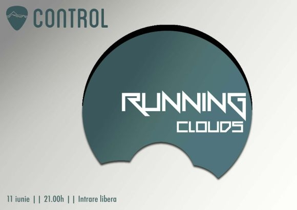 Concert Running Clouds in Club Control