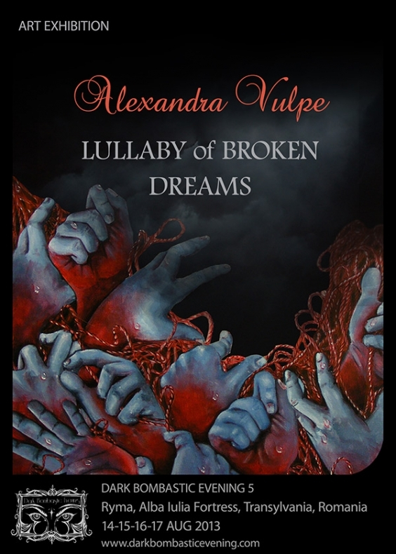 Lullaby of Broken Dreams @ Dark Bombastic Evening
