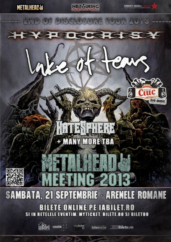 100 de invitatii VIP la Metalhead Meeting 2013 prin Monster Energy Drink