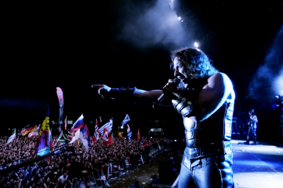 "MANOWAR anunta primul concert din turneul mondial ""Kings Of Metal MMXIV"""