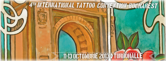 International Tattoo Convention Bucharest 2013