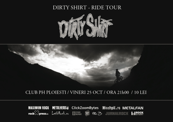 Concert Dirty Shirt in Club PH Ploiesti
