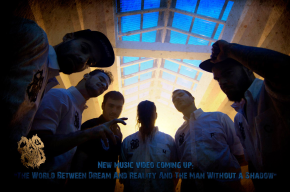 Trupa Cap De Craniu a lansat videoclipul piesei The World Between Dream and Reality and The Man Without a Shadow