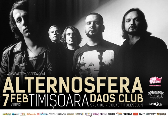 Concert Alternosfera in Daos Club din Timisoara