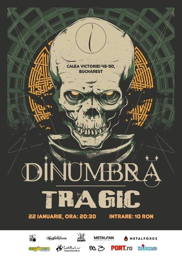 Concert DinUmbra si Tragic in Question Mark