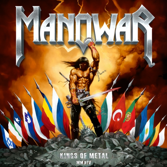 MANOWAR: Concurs video Kings Of Metal MMXIV