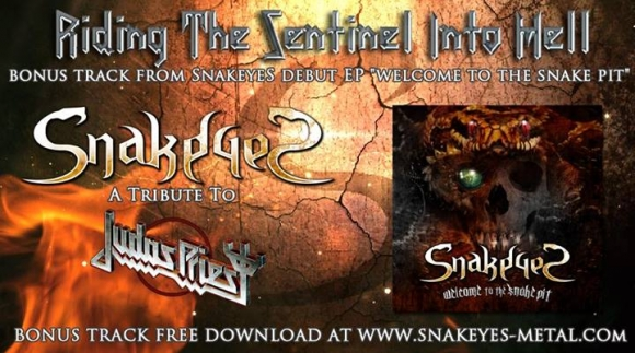 Trupa SnakeyeS a inregistrat Riding The Sentinel To Hell - piesa tribut Judas Priest