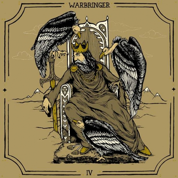 Warbringer in deschiderea concertului Iced Earth din The Silver Church