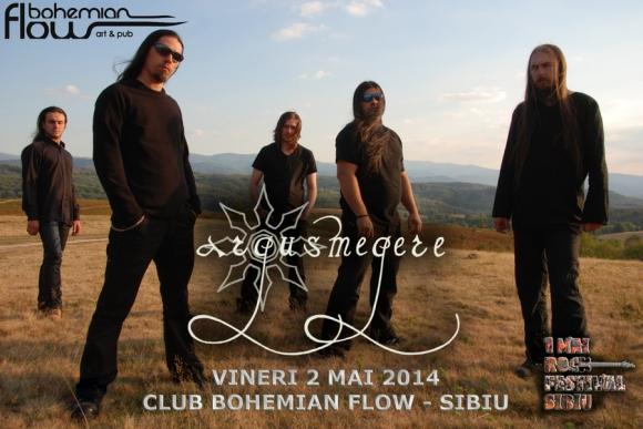 ARGUS MEGERE (melodic black metal/Timisoara)