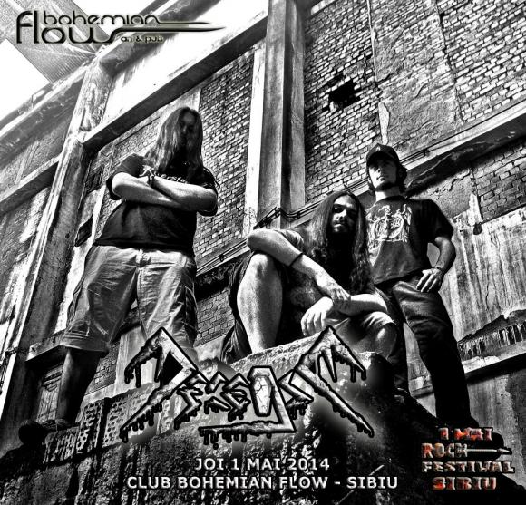 DECEASE (thrash metal/Cluj Napoca)