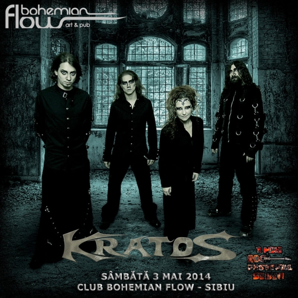 KRATOS (dark metal/Bucuresti)