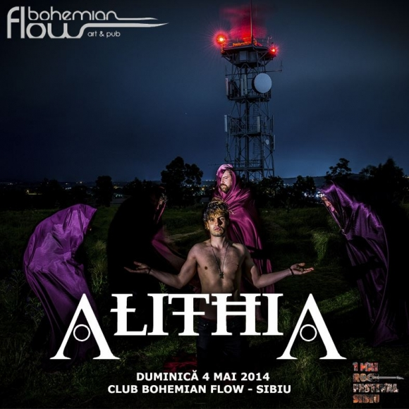 ALITHIA (astral space core/Australia)