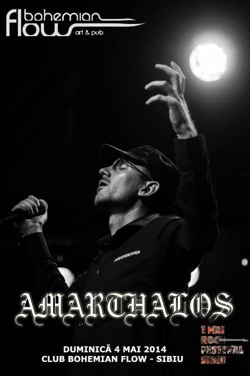 AMARTHALOS (deep ambient/Brasov)
