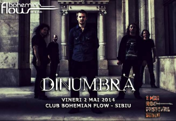 DINUMBRA (doom death metal/Bucuresti)
