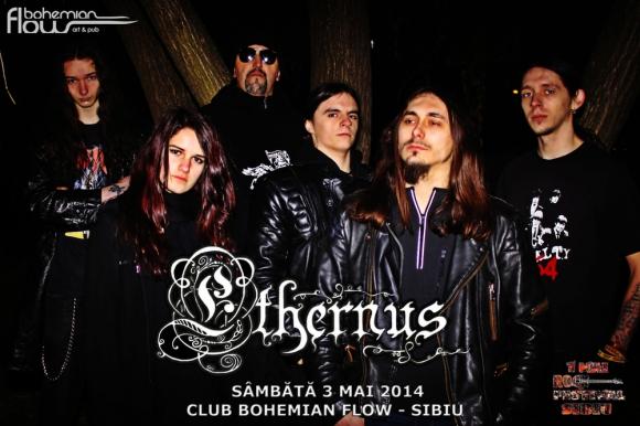ETHERNUS (symphonic operatic metal/Baia Mare)