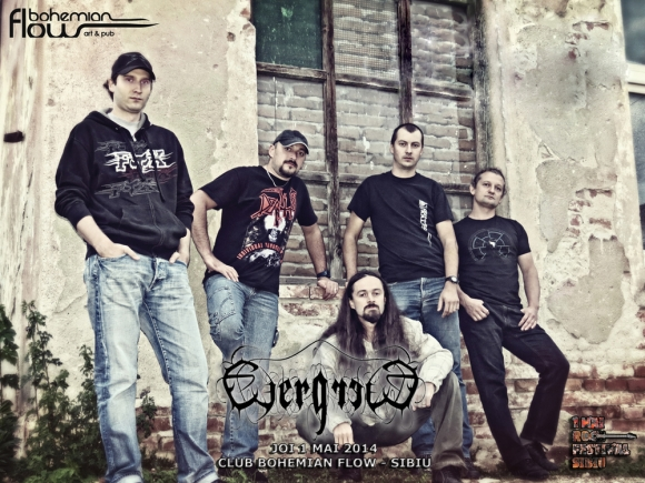 EVERGREED (death metal/Sibiu)