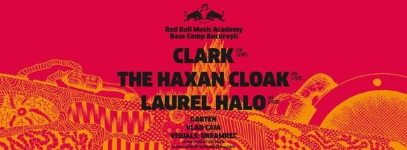 Red Bull Music Academy Bass Camp, Clark, The Haxan Cloak, Laurel Halo, Vlad Caia si Garten in Control Club